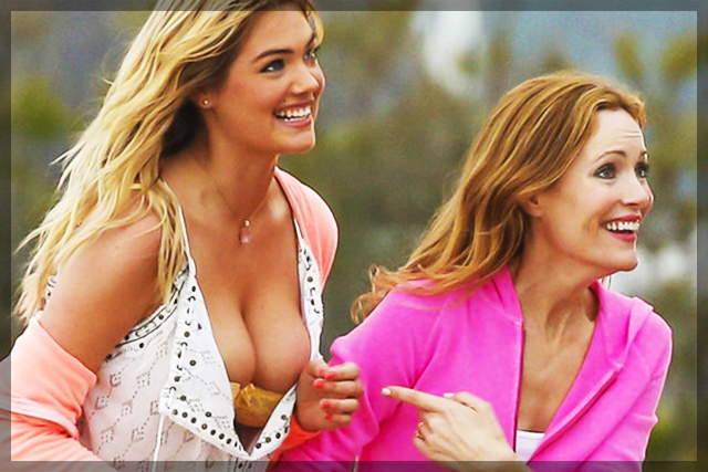 Kate Upton, Leslie Mann and Cameron Diaz sexy | Daily Girls @ Female Update