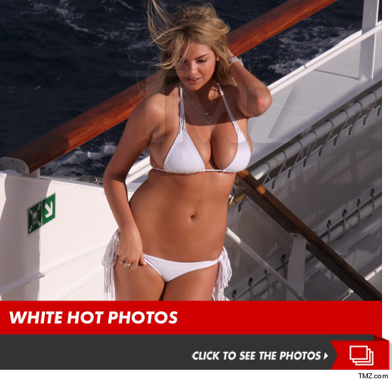 Kate Upton Strips for Antarctic Photo Shoot | Daily Girls @ Female Update