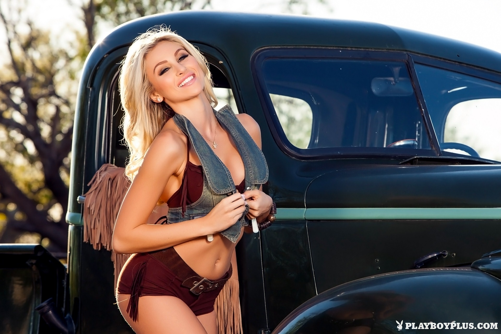 Khloë Terae nude in Desert Stop for Playboy | Daily Girls @ Female Update