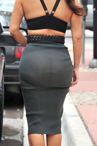 Kim Kardashian See Through Dress | Daily Girls @ Female Update