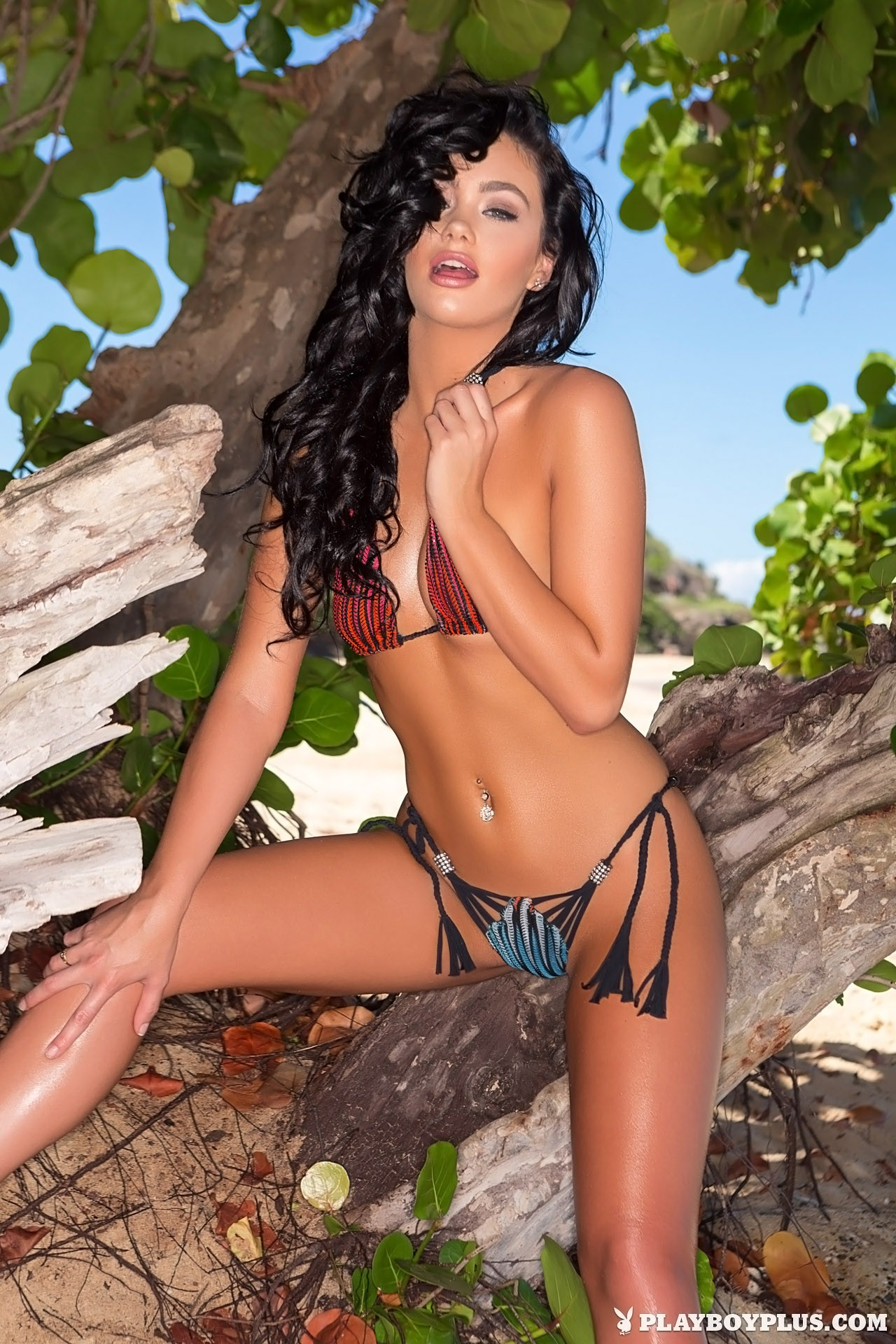 Kristie Taylor in Private Paradise for Playboy | Daily Girls @ Female Update