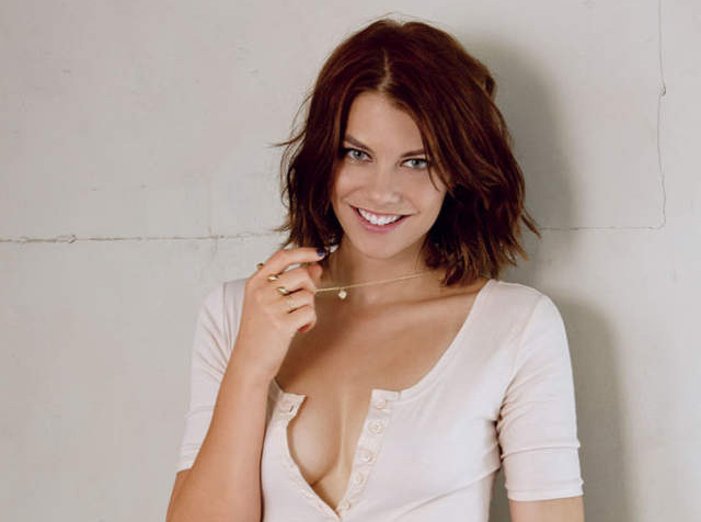 Lauren Cohan Confirmed Hot | The Blemish | Daily Girls @ Female Update