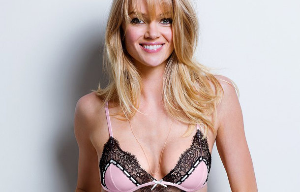 Lindsay Ellingson Belongs In Lingerie | Daily Girls @ Female Update