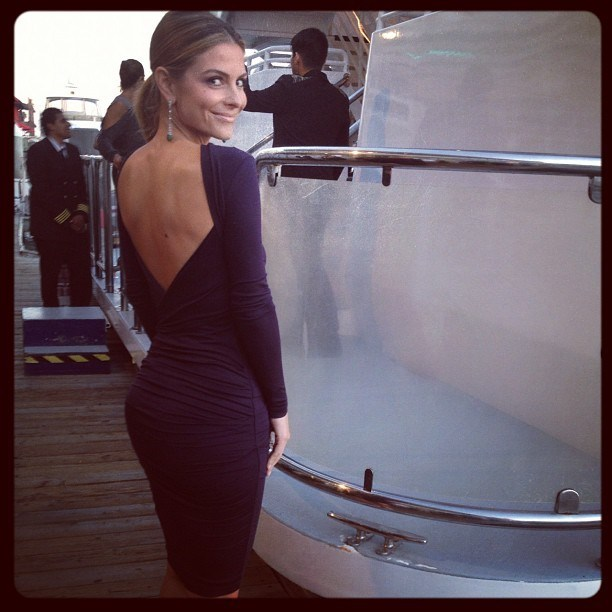 Maria Menounos Knows How To Use Instagram Properly | Daily Girls @ Female Update