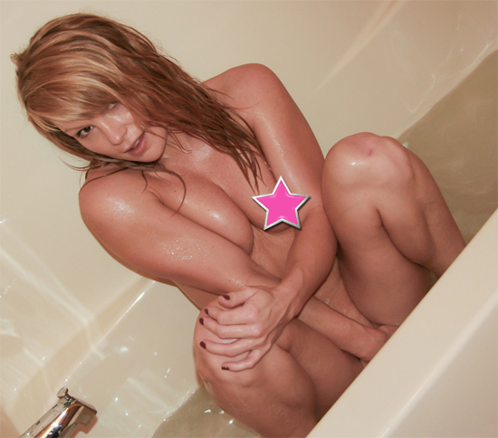Meet Madden Naked in the Bathtub | Daily Girls @ Female Update