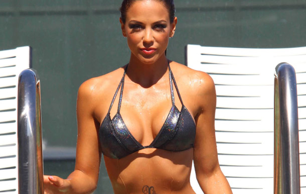 Melissa Riso Bikini Pictures | Daily Girls @ Female Update