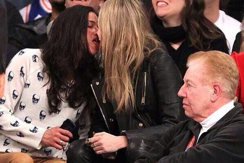 Michelle Rodriguez Made Out With Cara Delevingne