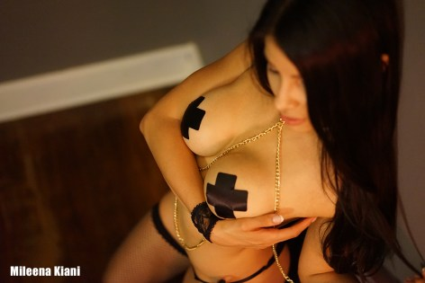 Mileena Kiani Truly is a Sex Kitten | Daily Girls @ Female Update