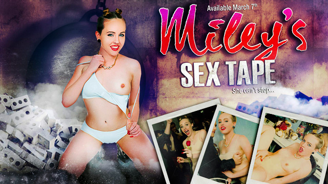Miley's Sex Tape! | Daily Girls @ Female Update