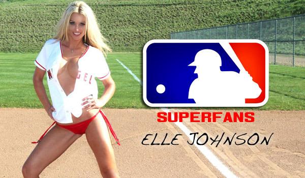 MLB Superfan Elle Johnson | Daily Girls @ Female Update