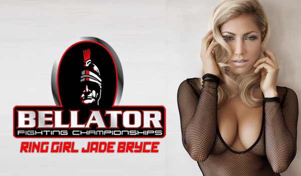 MMA Ring Girl Jade Bryce Auctioning Off Date