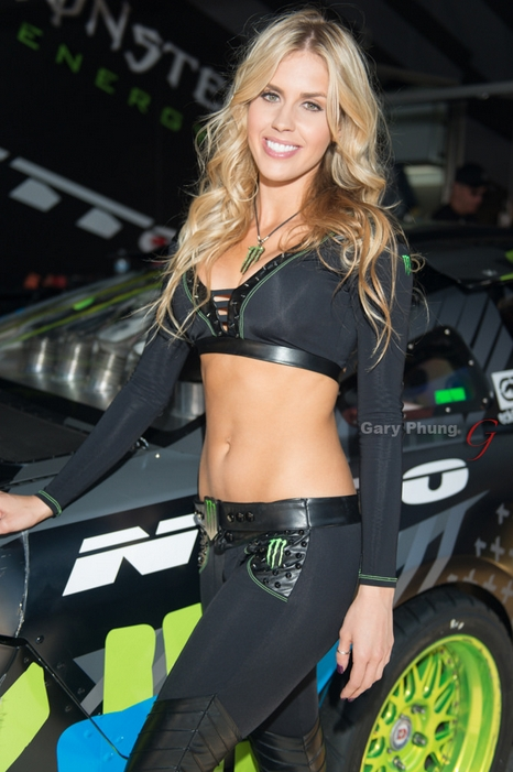 Monster Energy Girl Nude for Playboy | Daily Girls @ Female Update