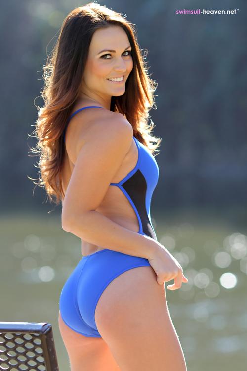 Morgan on Swimsuit Heaven