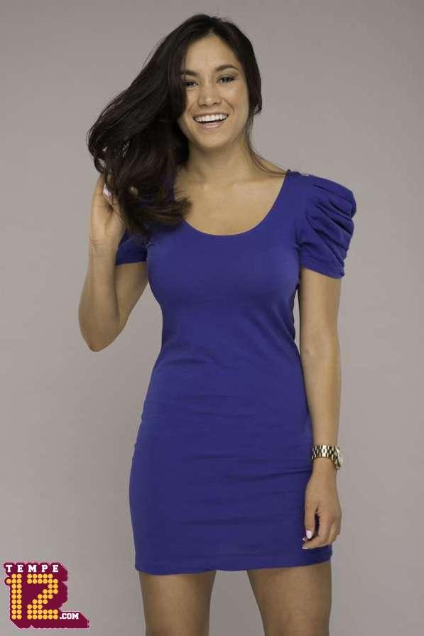 Moriah Garcia Loves The AZ Heat | Daily Girls @ Female Update