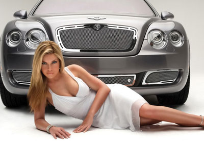 Most Beautiful Women from the Detroit Auto Show | Daily Girls @ Female Update