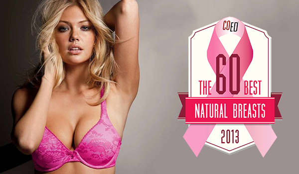 Natural Breasts Of 2013 For Breast Cancer Awarenes | Daily Girls @ Female Update