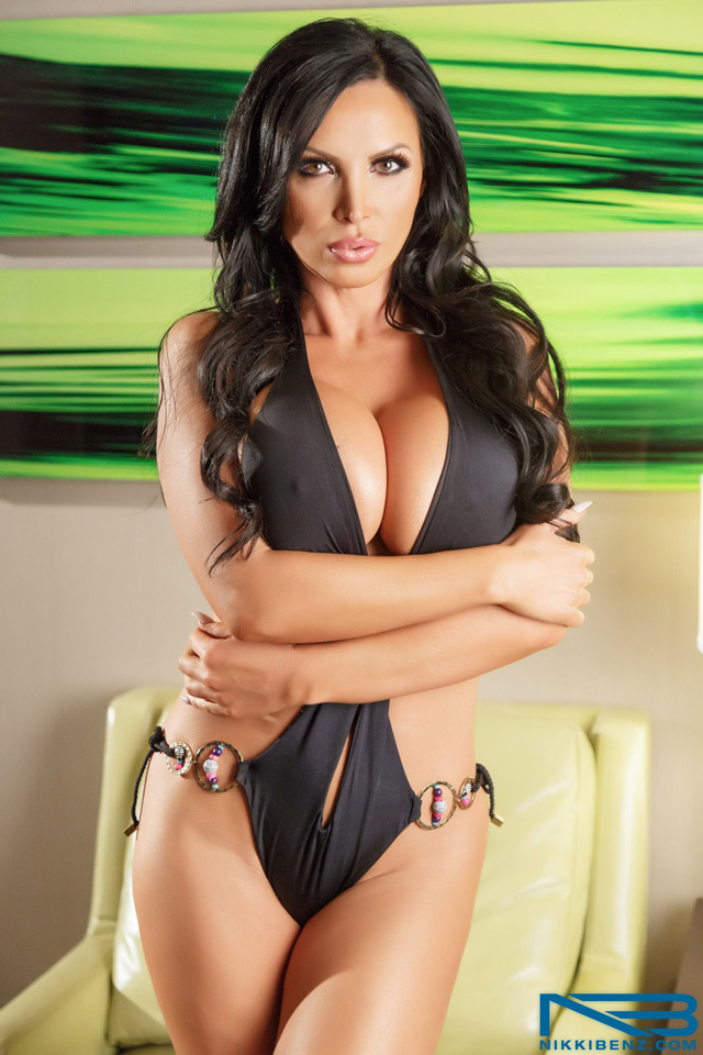 Nikki Benz Relaunches Official Site | Daily Girls @ Female Update