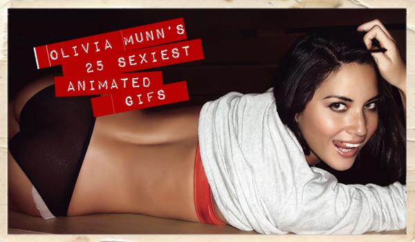 Olivia Munn's 25 Sexiest Animated GIFs