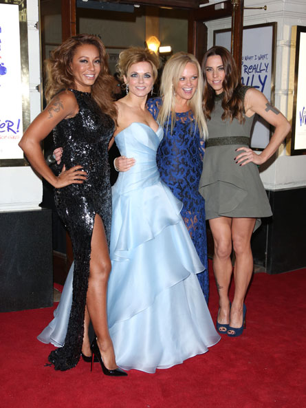 Open Post: Hosted By The Spice Girls (Minus Posh)