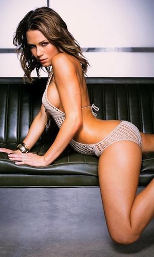Our Celeb Crush Rachelle Leah Literally Kicks Butt | Daily Girls @ Female Update
