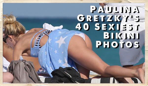 Paulina Gretzky Bikini Photos | Daily Girls @ Female Update