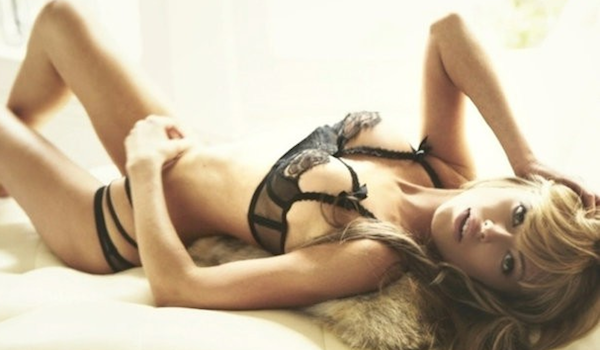 Paulina Gretzky's New Lingerie Pics Are Hot | Daily Girls @ Female Update