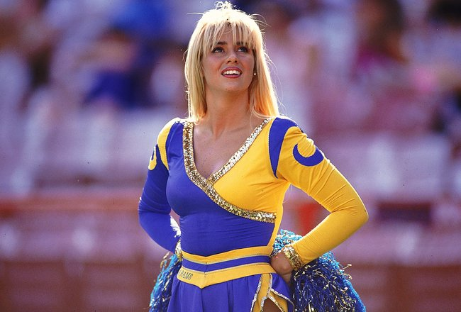 Pictures of Cheerleaders from the '80s and 90's | Daily Girls @ Female Update