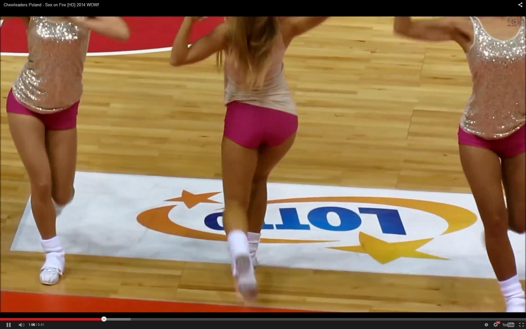 Professional Cheerleaders Dancing | Daily Girls @ Female Update