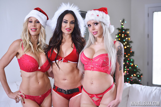 Puma Swede, Claudia Valentine & Nina Elle | Daily Girls @ Female Update