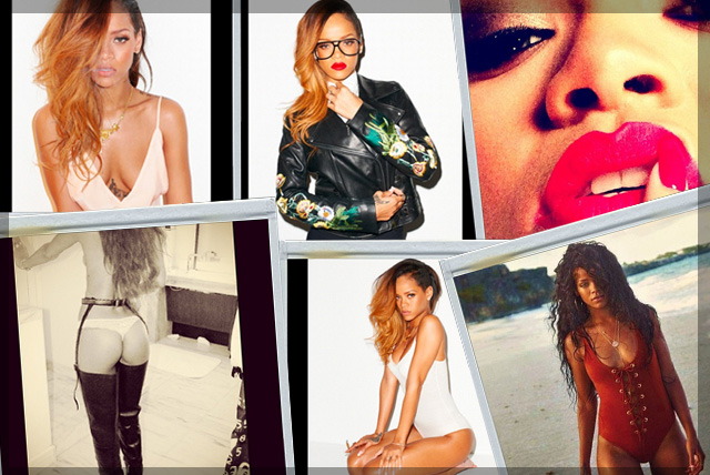 Rihanna's Hottest Instagram Pics | Daily Girls @ Female Update