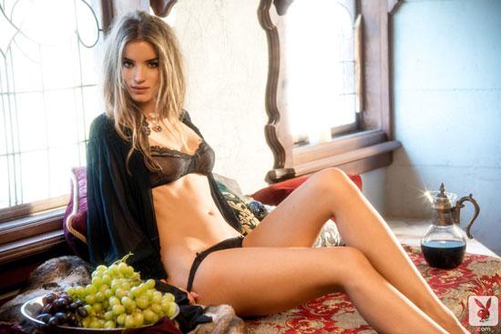Roos Van Montfort – Playboy Playmate Miss January | Daily Girls @ Female Update
