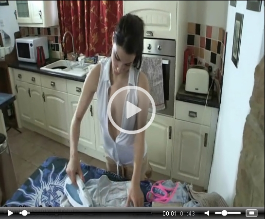 Roxy Ironing Downblouse