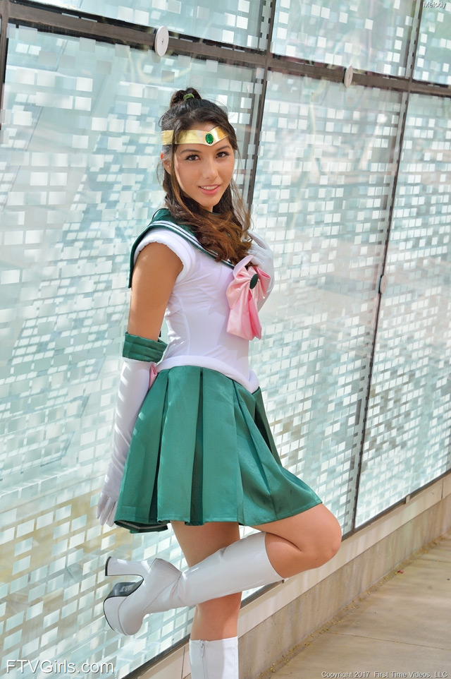 Sailor Jupiter | Daily Girls @ Female Update