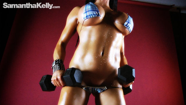 Samantha Kelly's Sex It Up Video! | Daily Girls @ Female Update