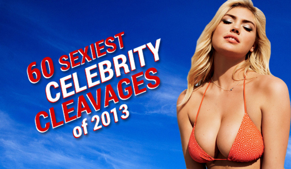 Sexiest Cleavages for National Cleavage Day | Daily Girls @ Female Update