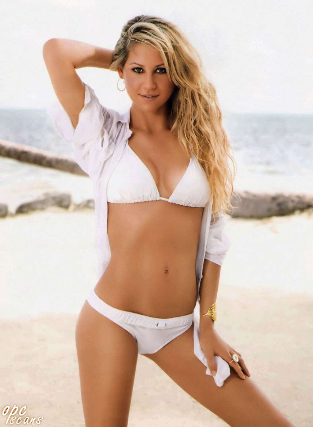 Sexy Anna Kournikova Pics | Daily Girls @ Female Update