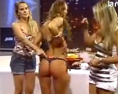 Sexy Fun with Asi Somos on TV