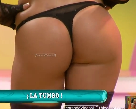 Sexy Lingerie Models on TV
