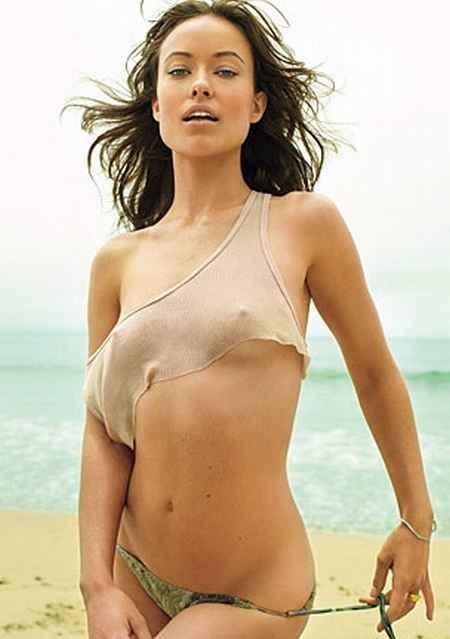 Sexy Olivia Wilde Photos | Near-Nude Olivia Wilde | Daily Girls @ Female Update