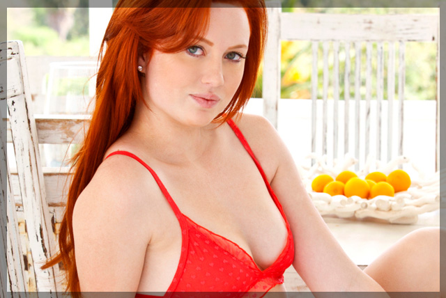 Sexy Playboy Redheads for St. Patrick's Day | Daily Girls @ Female Update