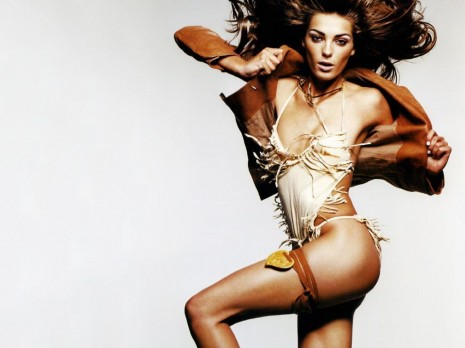 She's Uncoachable: Daria Werbowy is Twice as Nic | Daily Girls @ Female Update