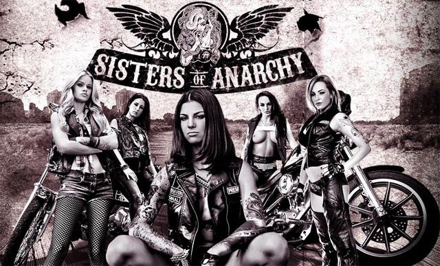 Sisters Of Anarchy XXX Parody | Daily Girls @ Female Update