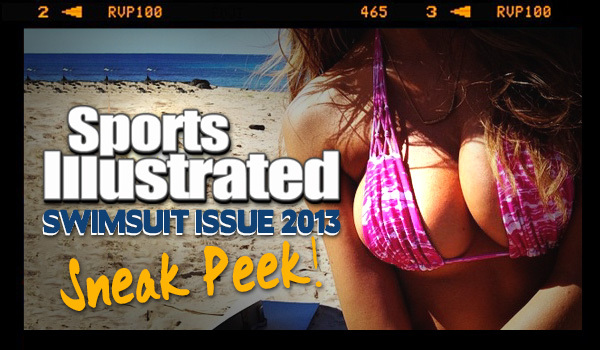 Sports Illustrated Swimsuit Issue 2013: Sneak Peak | Daily Girls @ Female Update