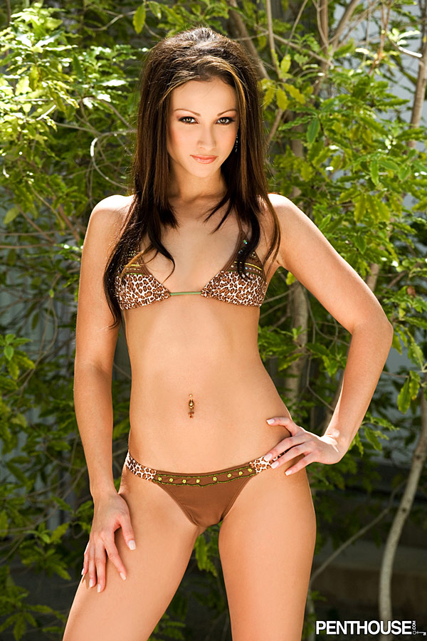 Tamara Vasquez Penthouse Babe of the Day