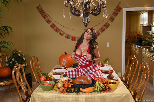 Thankful For Madison Ivy | Daily Girls @ Female Update