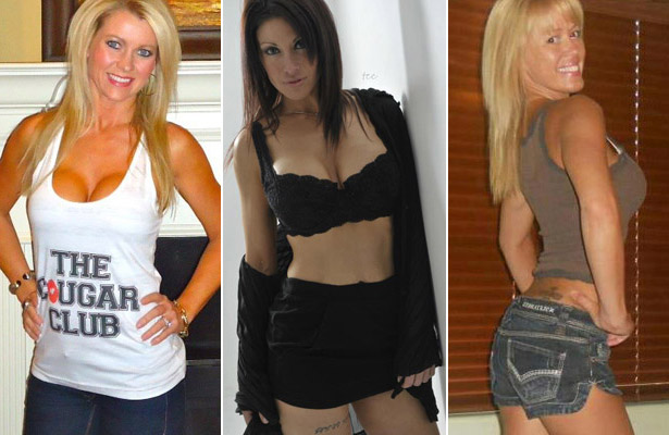 The 19 Hottest Real-Life Cougars   Mademan.com