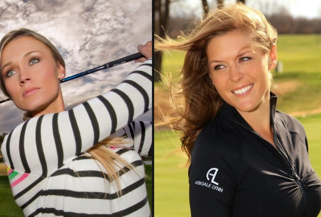The 25 Hottest Golfers Ever on the Big Break | Daily Girls @ Female Update