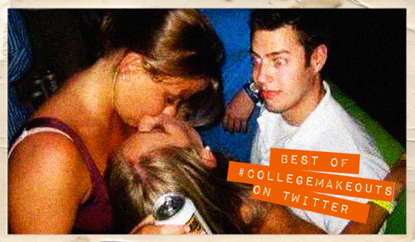 The Best of CollegeMakeouts on Twitter | Daily Girls @ Female Update