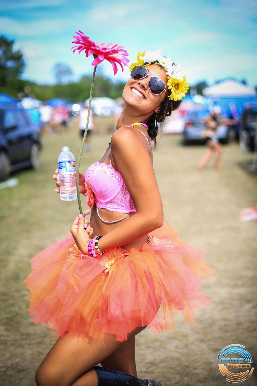 The Hottest Ravers Of Camp Bisco 2013 | Daily Girls @ Female Update