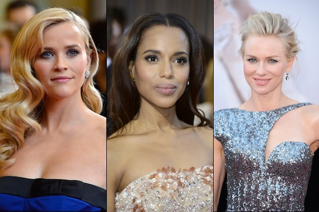 The Hottest Women at the 2013 Academy Awards